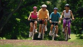Al utilizar la bicicleta para hacer ejercicio te ayuda a quemar calorías.