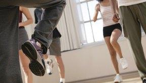 Los circuitos de entrenamiento aumentan la resistencia muscular.