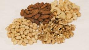 Las castañas de cajú, en moderación, forman parte de una dieta saludable.