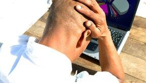 El estrés del trabajo o casa puede causar dolor físico.