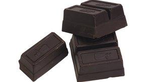 El chocolate de respostería sin azúcar se ve tentador pero tiene un gusto amargo.