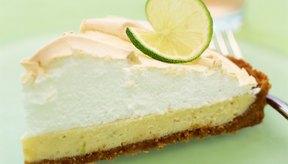 El clásico pastel de limón no es bueno para las dietas.
