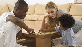 En inglés, por su apariencia, las fichas de dominó son llamadas algunas veces