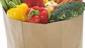 Las comidas sanas son vitaes para el crecimiento y el desarrollo de un niño.