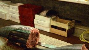 Cualquier tipo de atún fresco proporciona una importante fuente de proteína.