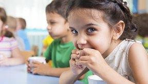 Los niños de edad preescolar necesitan nutrientes para crecer y desarrollarse.