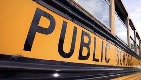 Escuelas públicas.