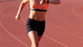 Los monitores de ritmo cardíaco te ayudan a controlar la intensidad de las actividades.
