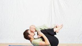 El ejercicio puede ayudar a reducir la inflamación después del parto.