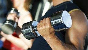Alivio para los músculos doloridos después del entrenamiento.