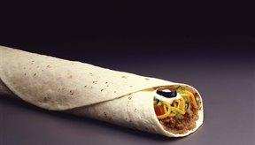 Los burritos pueden ser una comida rápida saludable, dependiendo de sus ingredientes.