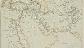 La mina de sal Khewra se remonta a la época de Alejandro el Grande.