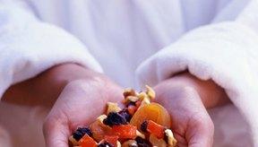 Mezcla de frutas.