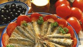 Las sardinas también tienen un alto contenido de omega-3.