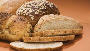 La harina de amaranto se puede usar en varios productos de panadería.