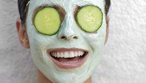 Los pepinos pueden refrescar y humectar tu piel.