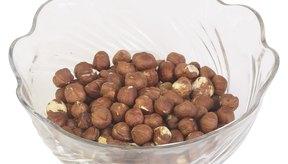 Las avellanas tienen el mayor contenido de ácido fólico de las nueces de árbol.
