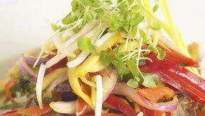 Una comida bien balanceada contiene las seis categorías de nutrientes.