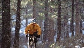 El ciclismo en invierno traerá inesperados beneficios.