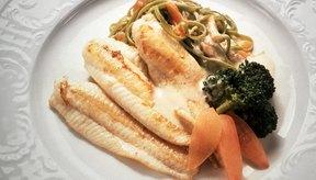 El pescado es rico en nitrógeno.