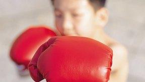El entrenamiento de boxeo puede ser duro para los huesos y músculos pequeños.