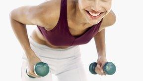 Evita levantar demasiado peso cuando empieces a hacer este ejercicio.
