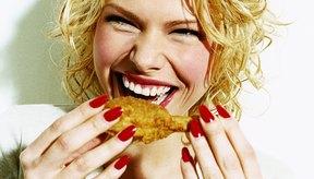 El consumo de ciertos alimentos te puede producir el dolor de estómago.
