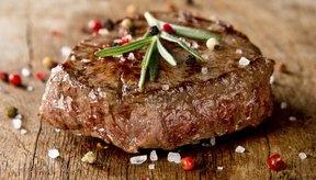 La carne roja es un alimento ideal para deportistas.