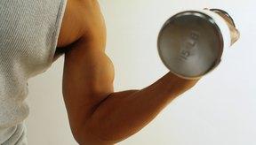 Las rutinas de entrenamiento con pesas para bajar de peso.