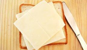 Los productos lácteos son una fuente de proteínas y calcio.