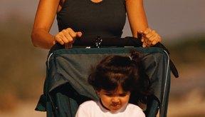 Lleva a tu hijo contigo si no quieres hacer ejercicio solo.