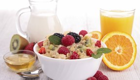 Despertarte con mayor nivel de glucosa cambiará los alimentos que comes en el desayuno.