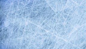 Patinar sobre hielo también es un buen ejercicio.