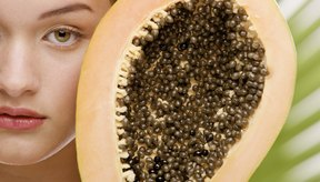 Efectos secundarios de la enzima de la papaya.
