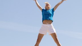 Si no lo haces correctamente, el realizar saltos en tijera puede causar lesiones en tus tobillos.