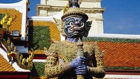 Muay Thai es una opción de ejercicio nativo de Tailandia.