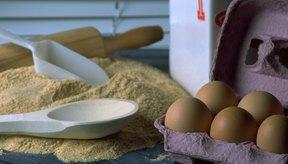 Demasiado polvo de proteína puede causar problemas.
