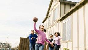 Las actividades vigorosas a menudo causan dolor de muslo en los niños.