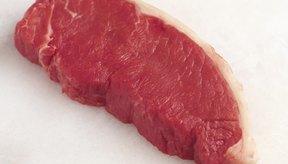 Cocinar la carne no mata todos los tipos de bacterias.