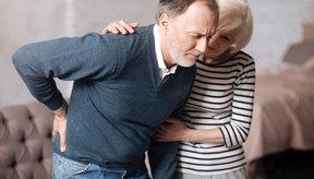 Los síntomas del dolor de espalda en el cáncer de colon