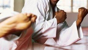 El karate es un estilo agresivo de lucha que se basa en la fuerza y resistencia.