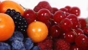 La vitamina C y muchos otros nutrientes son esenciales para fortalecer los tendones.