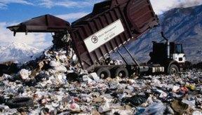 Los químicos contenidos en el gas natural son similares a los que son emitidos en un basurero.