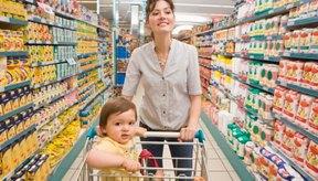 Eliminar tu vientre abultado luego del embarazo requiere de una alimentación saludable.