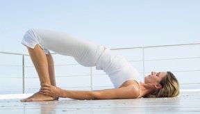 Pilates mueve grupos musculares pequeños por lo que puede causar dolor muscular.