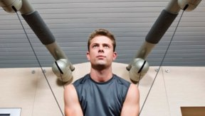 Las muñequeras te hacen enfocarte en entrenar los músculos a los que estás apuntando.
