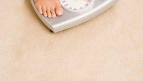 El peso corporal normal está mejor definido por un rango que por un número particular.