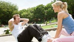 Los ejercicios te ayudan a elongar y fortalecer los músculos que sostienen la espalda baja.