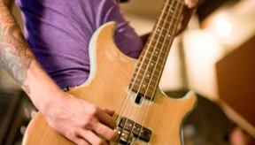 Los ejercicios para bajistas mejorarán tu destreza.
