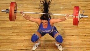 Los levantadores de pesas olímpicos utilizan a menudo las sesiones de dos veces al día en sus ciclos de entrenamiento.